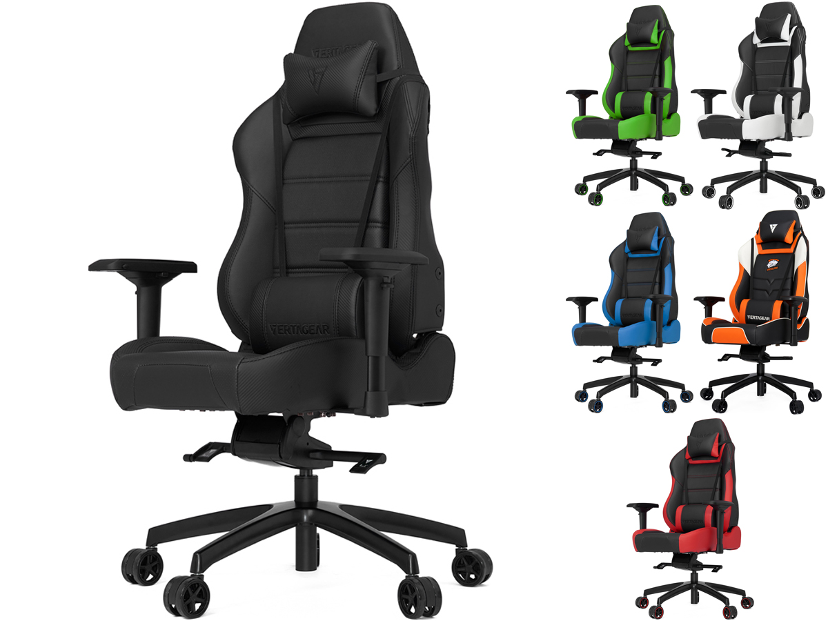 Vertagear Racing Series PL6000 Gaming Chair Rev. 2