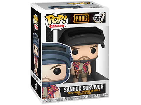 POP! Games Player Unknown's Battleground Vinyl Figure (Model: Sanhok Survivor)