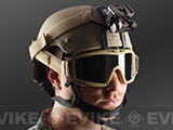 Revision Desert Locust Goggle PDQ Quick-Release System - (Tan)