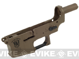 AIM Lower Receiver for M4 M16 Series Airsoft AEG Rifle - Tan