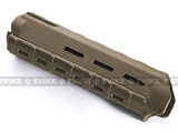 Magpul Industries MOE Real Steel Midlength Handguard - (Dark Earth)