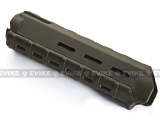 Magpul Industries MOE Real Steel Midlength Handguard - (OD Green)