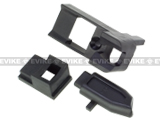 "Replacement / Conversion Magazine Lip & Follower set for WE PDW Open Bolt System ""ABS Type"" Magazine"