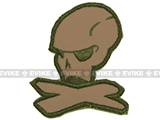 Magpul Dynamics 10th Anniversary Logo Velcro Patch (Dark Earth/Green)