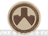 Magpul Dynamics Logo Circle Velcro Patch (Desert)