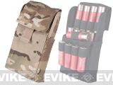 Condor MOLLE 25 Round Shotgun Reload Tactical Pouch - Multicam