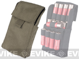 Condor MOLLE 25 Round Shotgun Reload Tactical Pouch - OD Green