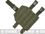 USMC Universal tactical Drop Leg Platform (OD Green)