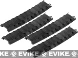 Matrix / Echo1 Transformer Modular Tactical Rail Cover For Airsoft (Set of 4) - Black