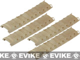 Matrix / Echo1 Transformer Modular Tactical Rail Cover For Airsoft (Set of 4) - Desert Tan