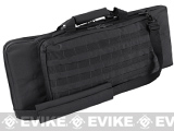 "Condor 28"" Tactical Padded Double Rifle Bag - Black"