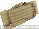 "Condor 28"" Tactical Padded Double Rifle Bag - Tan"