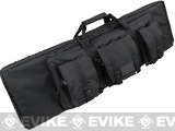Condor 36 Tactical Padded Double Rifle Bag - Black