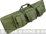 "Condor 36"" Tactical Double Rifle Case - OD Green"