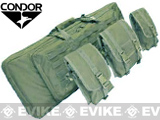 Condor 42 Tactical Padded Double Rifle Bag - OD Green