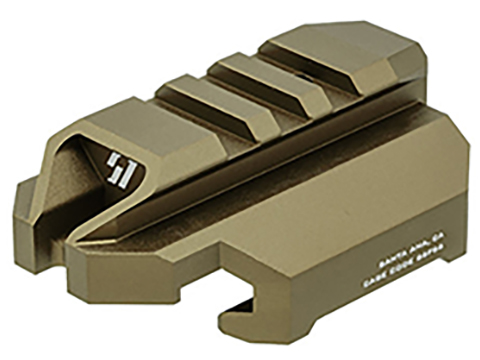 Strike Industries Stock Adapter Back Plate for CZ Scorpion EVO 3 Rifles (Color: Flat Dark Earth)
