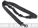 AIM Single Point Bungee Sling w/ Quick Release Buckle - (Black)