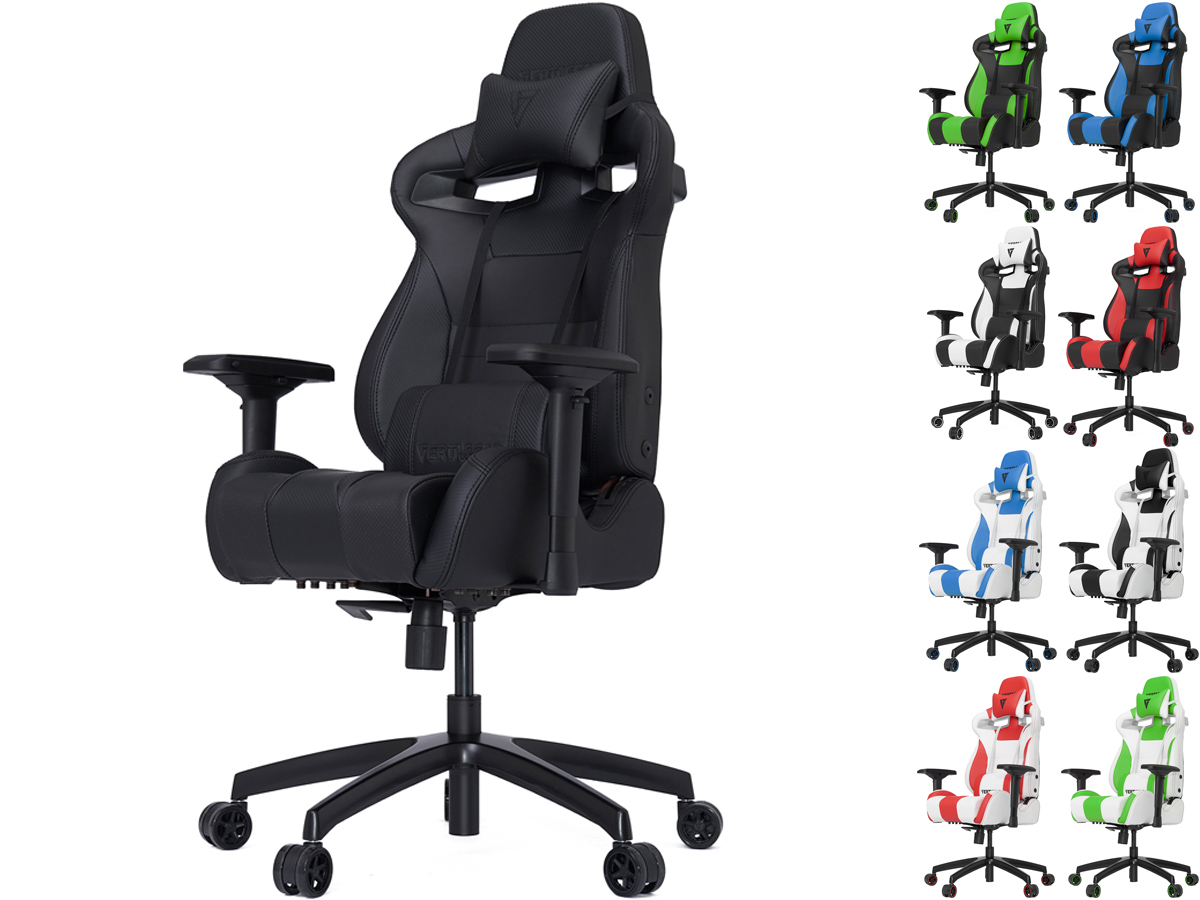 Vertagear Racing Series SL4000 Gaming Chair Rev. 2