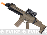 Classic Army Licensed ISSC MK22 Commando CQC Airsoft AEG Rifle - Dark Earth