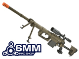 CheyTac Licensed M200 .408 Type Bolt Action Sniper Rifle by 6mmProShop (Dark Earth)