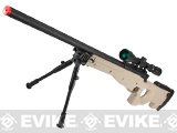 Shadow Op Type96 Airsoft Sniper Rifle - Desert Tan