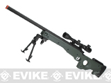 AGM Type 96 Airsoft Bolt Action Sniper Rifle - OD Green (Package: Rifle)