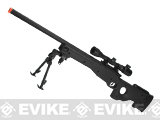 AGM Type 96 Airsoft Bolt Action Sniper Rifle (Package: Black w/ Scope)