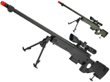 Matrix AW338 Airsoft Bolt Action Heavy Weight Sniper Rifle by UFC