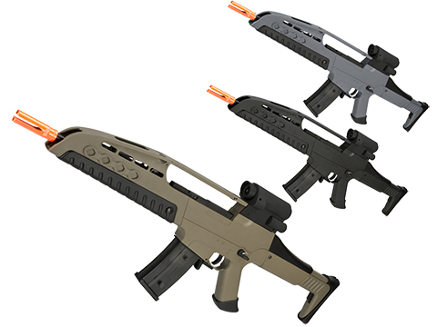 Bone Yard - SRC SM8 Airsoft AEG Rifle (Store Display, Non-Working Or Refurbished Models)