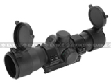 Pre-Order Estimated Arrival: 11/2014 --- New Gen Quick Aim Green & Red Dot Scope w/ 20mm Weaver Base Scope Mount