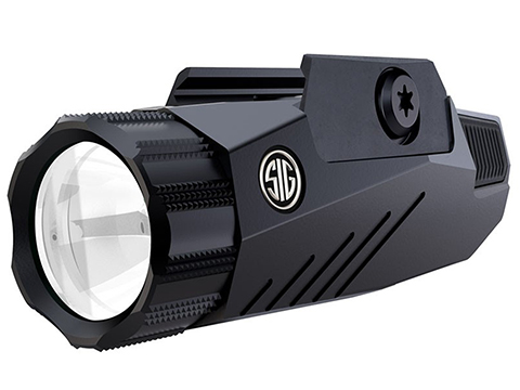 SIG Sauer Foxtrot1 Tactical Rail Mounted 300 Lumen Pistol Weapon Light