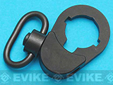 G&P AR-15 M4 M16 Metal Receiver QD Sling Swivel Mount