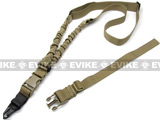 Condor ADDER Double Bungee One Point Sling - Tan