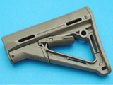 Magpul PTS CTR Carbine Stock For M4 series Rifle (Military Spec.) - Foliage Green