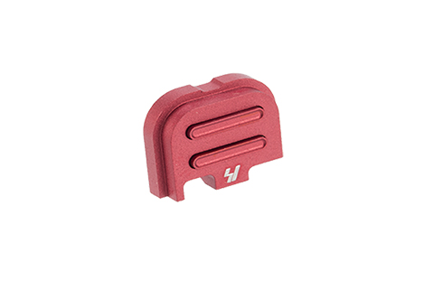 Strike Industries  V2 Slide Plate for Glock 42 Handguns (Color: Red)