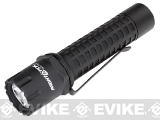Nightstick Varmint Hunter TAC-302B Green LED 150 Lumen Tactical Long Gun Flashlight - Black