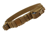 Condor Tactical Pistol Belt w/ Mag Pouches (Color: Coyote Brown)