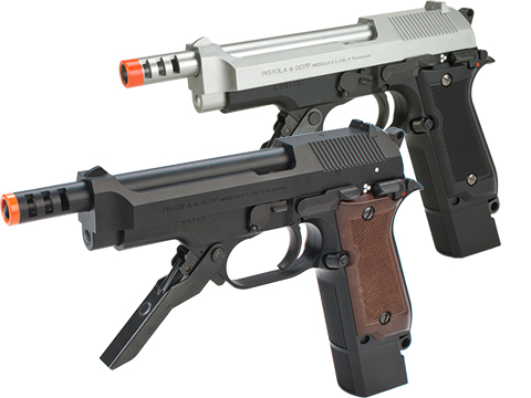 Bone Yard - Tokyo Marui Full Size M93R Airsoft AEP Pistol (Store Display, Non-Working Or Refurbished Models)