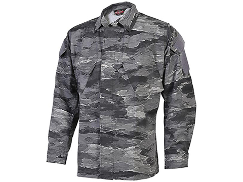 Tru-Spec Tactical BDU Xtreme Shirt (Color: A-TACS Ghost / Large-Regular)