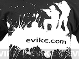 z Evike.com Limited Edition Gen. 1 TShirt - (Large)