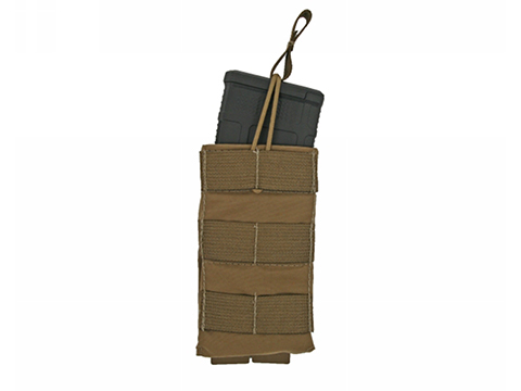 Tactical Tailor Rogue 5.56 Single Mag Magazine Pouch (Color: Coyote Brown / Tall)