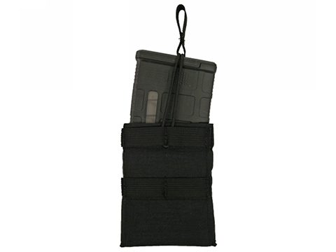 Tactical Tailor Rogue 7.62 Single Mag Magazine Pouch (Color: Black)