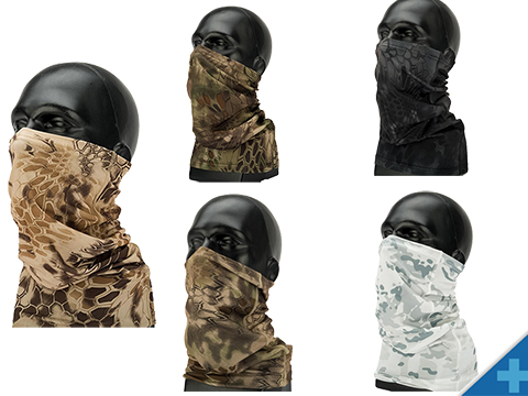 Phantom Gear Adjustable Face Mask with Elastic Strap