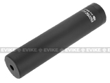 G&G Rechargeable Mock Silencer Tracer Unit for Airsoft Rifles - Black