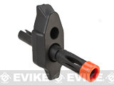 Replacement Front Base w/ Metal Flashhider for MP7 Series Airsoft AEG - Orange