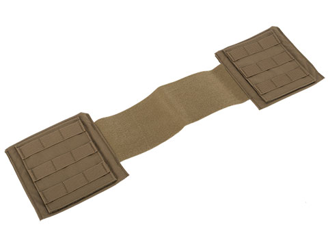 Mayflower Research Quarter Flap Adaptor Kit for LPAC and LEPC Vests (Color: Coyote Brown)