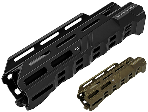 Strike Industries Valor of Action MLOK Handguard for Remington 870 Shotguns (Color: Black)