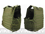 Condor Plate Carrier MOLLE System Ready Body Armor Vest - Black
