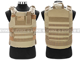 Matrix Tactical Systems Navy Seal Light Fighter Tactical PT Body Armor (Color: Desert Tan)