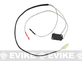 Matrix Micro Switch Wiring Harness for QD Fast Spring Change M4 Series Airsoft AEG Gearboxes - Front